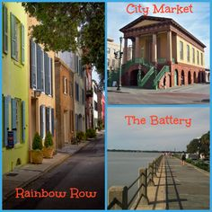 Fun in Historic Downtown Charleston South Carolina