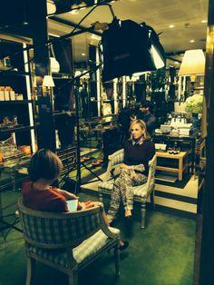 6f2b2045428 CNN s Nina dos Santos sits down with fashion designer Tory Burch for  Leading Women. See