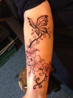 Love my butterfly's.
