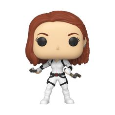 Coming Soon: Pop! Marvel Studios'—Black Widow | Funko
