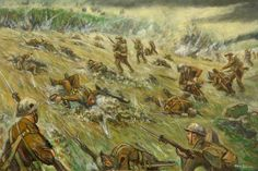 First Attack on Mametz Wood (7)