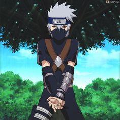 Naruto Kakashi, Anime Naruto, Naruto Art, Anime Guys, Otaku Anime, Manga Anime, Naruto Episodes, My Little Baby, Naruto Characters