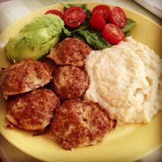 Lihapullat ja muusi – Terveellisellä tavalla