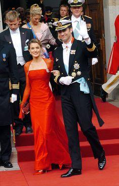 Letizia and Felipe of Spain