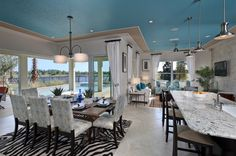 Featured House Plan: Tideland Haven - Southern Living Custom