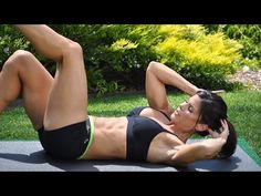 Focus on your tush and abs with Christine Khuri LA's premier trainer. Wether you are just starting out or are well on your way, do this routine for your best...
