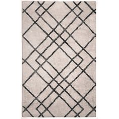 Found it at AllModern - Astralis Diamond Dogs Ivory Area Rug $219