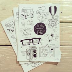 Stationery nerds make your way in store. we have a few surprises for you!