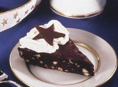 Recette de Recette de Célèbre tarte brownie aux cerises