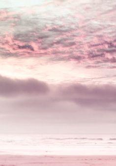 Pastel Skies, Pastel Beach