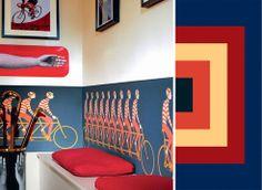 Peinture et papier peint : 90 couleurs et motifs pour votre déco - CôtéMaison.fr