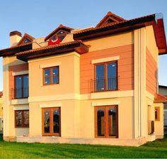 İdealist Kent Satılık Natamam Selvi Villa | Çekmeköy Satılık Villa