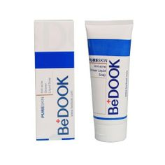 Bedook Anti-acne Shower Liquid Soap by Bedook. $22.99. Thoroughly remove oil and dirt in pores.. It relaxes frazzled skin shortly after applying, making it feel refreshing and clean.. Restrain bacterial breeding and promote expelling of toxin that allows smooth respiration of skin.. Thoroughly remove oil and dirt in pores.  Restrain bacterial breeding and promote expelling of toxin that   allows smooth respiration of skin.  It relaxes frazzled skin shortly after...