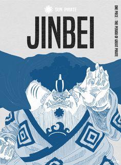 One Piece, Jinbei