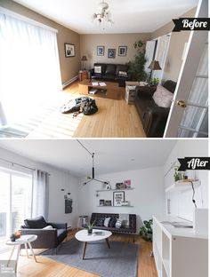 Wow, I can't believe we went five years with this room being an absolute state. After the move to Vancouver forced us to get our shit together and finish the remaining rooms, this one in particular got a major overhaul.