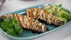 Chef Mario Carbone's balsamic chicken Massimo with artichoke soubise is an easy weeknight meal and elegant enough for a weekend dinner party