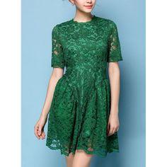 Sexy Lace Princess Fashion Dress LAVELIQ
