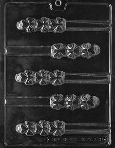 fa3de9ab497f1 33 Best St. Patrick s Day Chocolate Molds Lollipops images ...