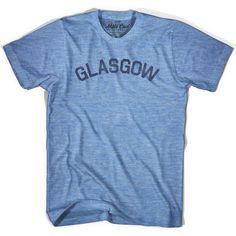 Glasgow City Vintage T-shirt
