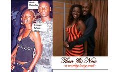 Photos of 2Face and Annie that prove they were always destined to be together..