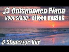 Ontspanning Piano Instrumentale ontspannende muziek voor baby slaap helpt baby's ontspannen lullaby - YouTube