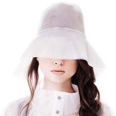 b5ad4e8a31f Leonard Hat Frosty White Rain Hat