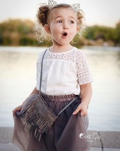 fd7ad25931 Ash gray soft tulle skirts are perfect for little fashionistas (sizes are  available for babies, toddlers, and young kids). – Classic layered tutu  style– of ...