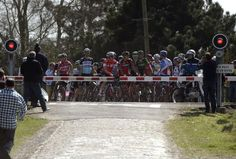 SNCF wants action taken against Paris-Roubaix cyclists who raced over a level crossing http://bbc.in/1DaJfoV