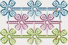 Blusa cruzada al crochet | Crochet y dos agujas