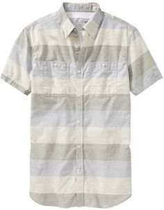 Old Navy Mens Patterned Slim Fit Shirt   $18.70 (25% Discount)