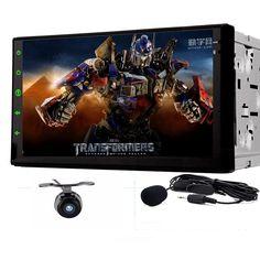 china Warehouse Shipping 1024*600 2 DIN 7'' quad core  Android 6.0 Car Audio GPS Navigation FOR Nissan Qashqai Kia Ceed WIFI 3G