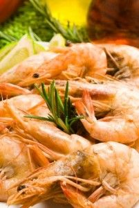 Crock Pot Shrimp
