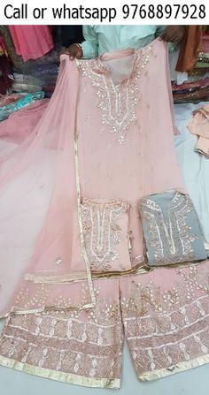 Punjabi Dress, Pakistani Dresses, Indian Dresses, Indian Outfits, Indian Designer Outfits, Designer Dresses, Party Wear Dresses, Bridal Dresses, Ethnic Fashion