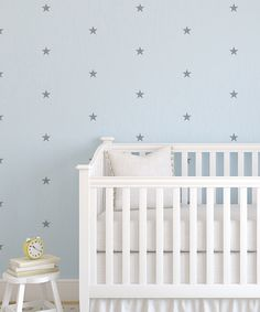 Love this Gray Star Wall Decal - Set of 55 by looksugar* on #zulily! #zulilyfinds