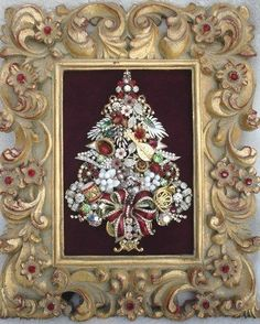 jewelry christmas tree - Google Search                                                                                                                                                      More
