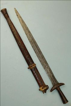 Sword of the Guduf People of North Cameroon