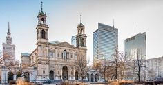 une-varsovie4  Varsovie, capitale polonaise aussi moderne que chargée d'Histoire