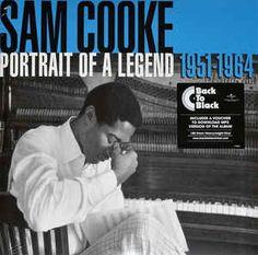 Sam Cooke - Portrait Of A Legend 1951-1964 (Vinyl, LP) at Discogs