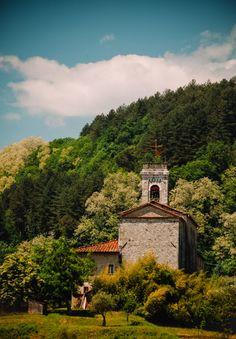 Partigliano (Tuscany, Italy) by Steven Gray