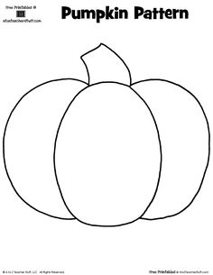 Pumpkin Lacing Card and Patterns Halloween Templates, Halloween Crafts For Kids, Holiday Crafts, Pumpkin Coloring Pages, Fall Coloring Pages, Bible Coloring Pages, Printable Pumpkin Patterns, Pumpkin Outline, Lacing Cards