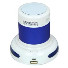 [US$ 55.49] E301 Latest Trendy Speaker with Portable Charger,Bluetooth Call,Voice Announce,TF Card Reader