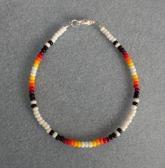 native american Iroquois bead work | native american beaded bracelets in Ethnic, Regional  Tribal