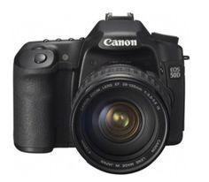 Canon EOS 50D 15.1 MP Digital SLR Camera Kit (Black) Cam