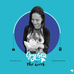 ➳ In our #BLOG: Karelys Rodríguez, the woman who jumped into the sea of a nomadic life, facing the fear of venturing into unknown paths. #GypseaOfTheWeek