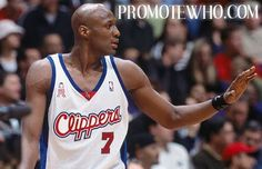 LAMAR ODOM TRADED TO L.A. CLIPPERS  LAMAR GOES HOME