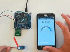 Using Python to Control Servo Motors for IoT Projects