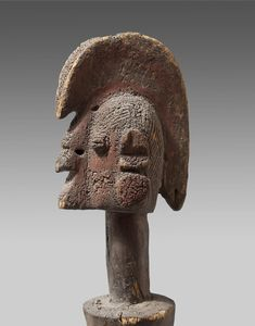 African Sculptures, African Masks, Statue, Abstract, Middle, David, 3d, Board, Chop Saw