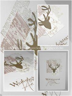 Dani's Kreativecke: Weihnachtskarten