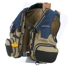 Deluxe Fishing Vest S/M L/XL