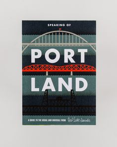 Speaking Of Portland City Guide: A pocket city guide to Portland, Oregon from Herb Lester Associates. Portland has a well-earned reputation for being one of America's greenest and most liveable cities, as well as being somewhat of a mecca for independent and creative businesses. If that wasn't enough, the city on America's Pacific Northwest is also home to spectacular topography and over a dozen picturesque bridges. This guide features 34 recommendations from locals and fellow travellers to…
